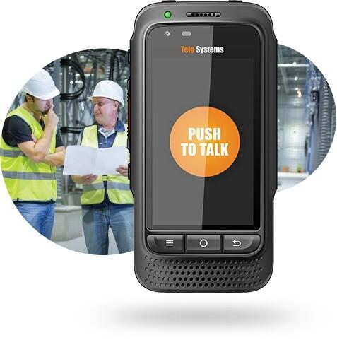 LTE vysílačka Telox TE580P spolehlivá komunikace neomezený dosah